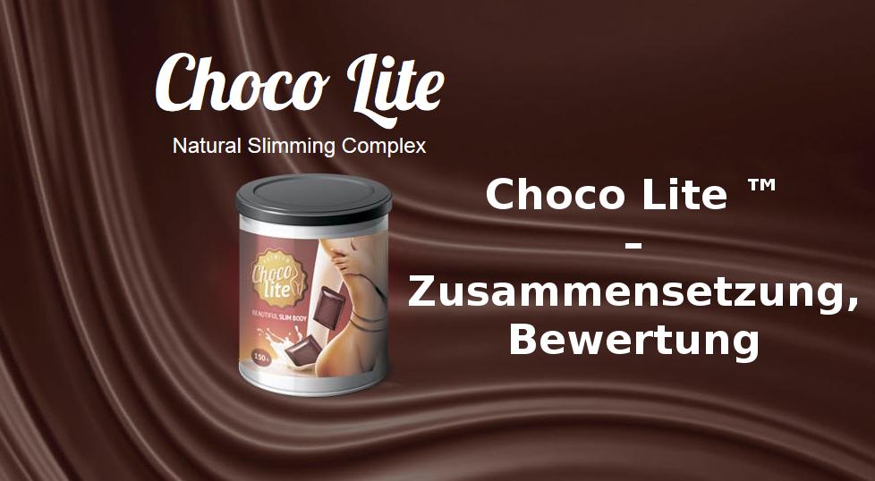 Choco Lite ™ – Zusammensetzung, Bewertung